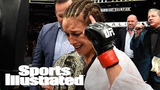 Joanna Jedrzejczyk: Fighters Should Focus On Fighting, Not Publicity | SI NOW | Sports Illustrated