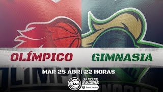 Liga Nacional: Olímpico vs. Gimnasia | #LaLigaEnTyC