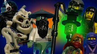 LEGO NINJAGO THE MOVIE - RISE OF THE VILLAINS PART 3 - THE EMPEROR OF FATE