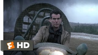 Die Another Day (1/10) Movie CLIP - Hovercraft Chase (2002) HD