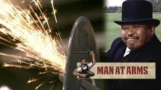 Oddjob's Hat (James Bond) - MAN AT ARMS