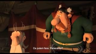 Trailer Asterix: Domeniul zeilor (Astérix: Le domaine des dieux) subtitrat în română
