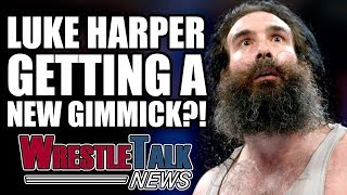 Paige RETURNING As WWE Free Agent?! Luke Harper Getting Repackaged! | WrestleTalk News Sept. 21 2017