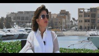 حكي عالمكشوف في حلقة استثنائية من مصر مع الممثلة القديرة الهام شاهين