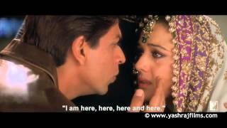 ▶ Main Yahaan Hoon With Lyrics   Eng Sub   Veer Zaara 2004   Full Video Song 1080p BluRay HD   YouTu