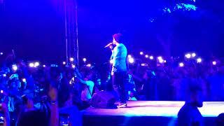 Iphone 8plus 4K video sample —Papon music concert