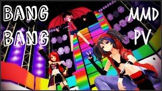 MMD (PV?) Bang Bang (Teto, Ritsu, & Ruko Cover) ***400 SUBSCRIBER SPECIAL***