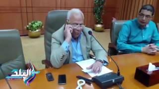 صدى البلد | محافظ بورسعيد يهنئ اولي الجمهورية في التعليم الثانوي التجاري