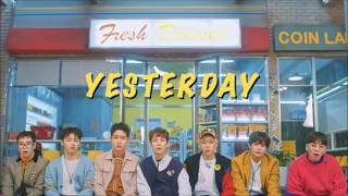 BLOCK B - Yesterday 1 HOUR VERSION/ 1 HORA/ 1 시간