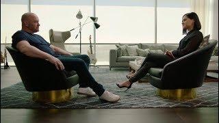 UFC President Dana White Exclusive Interview with Megan Olivi on Latest UFC News