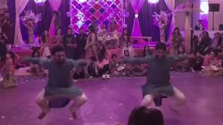 2018 Dance Performance #SaghirComesTheBride Mendhi