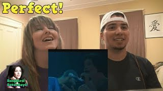 MOM & SON REACTION! Whenever you call (LIVE) Brian Mcknight & Regine Velasquez