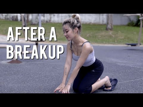 10 THINGS THAT HAPPEN TO YOU AFTER A BREAK UP