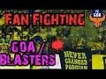 FC Goa vs Kerala Blasters Fans Fights at Kochi