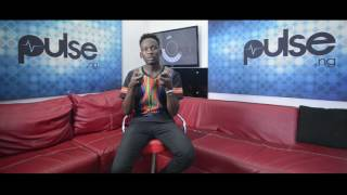 Mr Eazi: Artiste Reveals How He Met Wizkid | Pulse TV