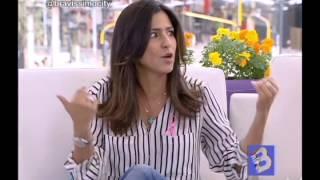 Aida Bossa nos habló de su personaje en #Celia (1/2)