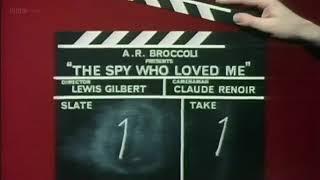 Gunbarrel The Spy Who Loved Me Roger Moore 1977
