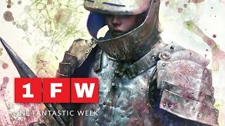 Chris Casciano - Painting Knights - The Iron Cast - 1FW 243