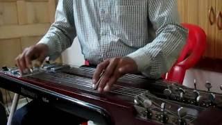 Ghum Ghum Chand Bengali Modern Song on Hawaiian Steel Guitar