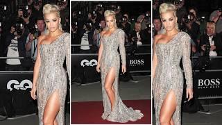 Rita Ora Almost Suffers Awkward Wardrobe Malfunction As She High-Kicks Her Way Through NYC