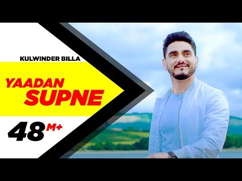 Xxx Mp4 Yaadan Supne Full Video Kulwinder Billa Dr Zeus Latest Punjabi Song 2017 Speed Records 3gp Sex