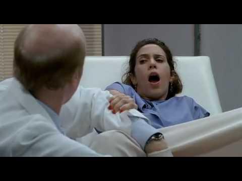 Consulta ao ginecologista com muito prazer .flv