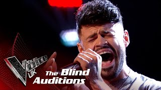 Jake Performs 'Issues': Blind Auditions | The Voice UK 2018