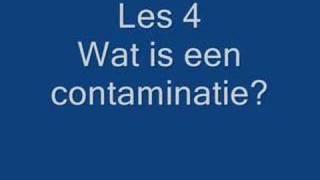 Curcus Nederlands contaminatie