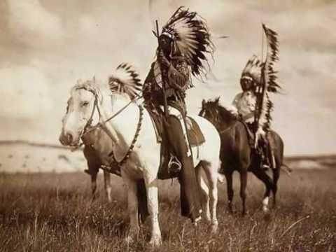 NATIVOS AMERICANOS . . .YEHA NOHA . Sacred Spirit.