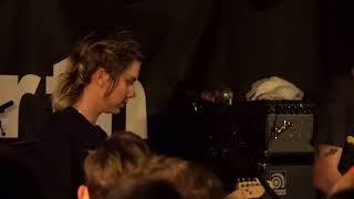 Wolf Alice live at the Westgarth Social Club Middlesbrough - Blush