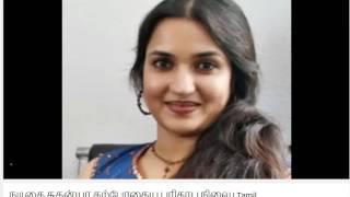 actor suganya current life