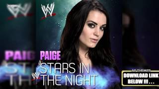 """WWE: """"Stars In The Night"""" (Paige) Theme Song + AE (Arena Effect)"""