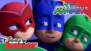 PJ Masks | Power of Friendship Music Video | Disney Junior UK