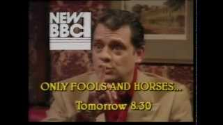 7 September 1981 BBC1 - Only Fools and Horses trailer