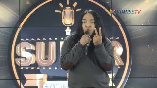 Bintang: Pacaran di Fly Over - SUPER Stand Up Seru eps 186