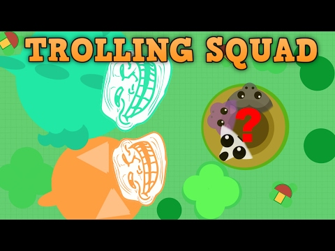 BEST TROLLING IN MOPE.IO EVER! MOPE.IO FUNNY MOMENTS! (Mope.io New Update Abilities)