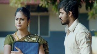 Nandhini As a Teacher Becomes The Bread Winner - Nalanum Nandhiniyum Tamil  Movie Scene