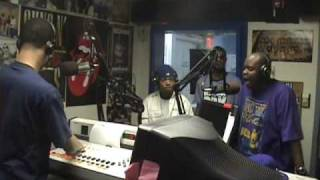 E Ness interview on the Jay Da-KId show .