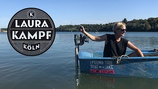 Super Fast Drill Powered Boat Motor