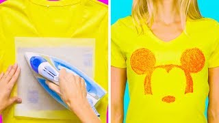 23 ADORABLE HACKS FOR YOUR OLD T-SHIRTS