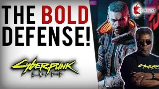 Cyberpunk Creator Mike Pondsmith SLAMS Cyberpunk 2077 Outrage, Defends CD Projekt RED!