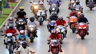 Lahore Heavy Bikers and their Problems