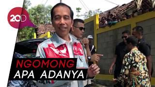 Pembelaan Jokowi Soal Isu Utang Negara