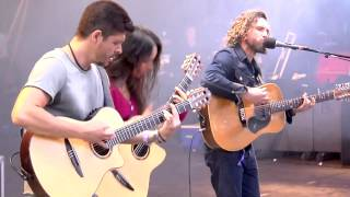 Rodrigo y Gabriela FT. John Butler - Happy (Pharrell Williams cover)