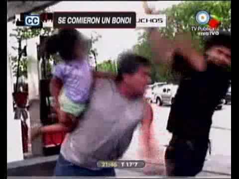 678 Periodista agresivo respuesta agresiva