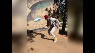 Mzansi dance