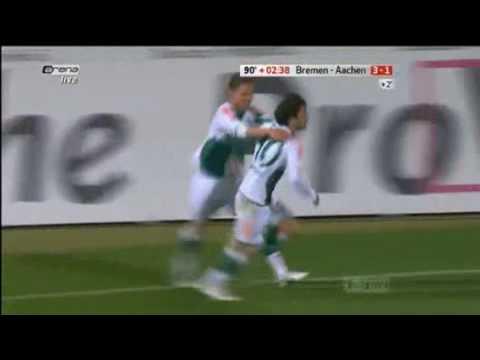Diego I Werder Bremen I Traumtor