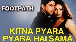 Kitna Pyara Pyara Hai Sama - Video Song | Footpath | Bipasha Basu & Aftab Shivdasani