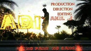 Adi trailer | Adi teaser | Akil j | New flim trailer | short flim | latest tamil short flim |