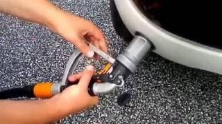 Как правильно заправить автомобиль на заправке видео